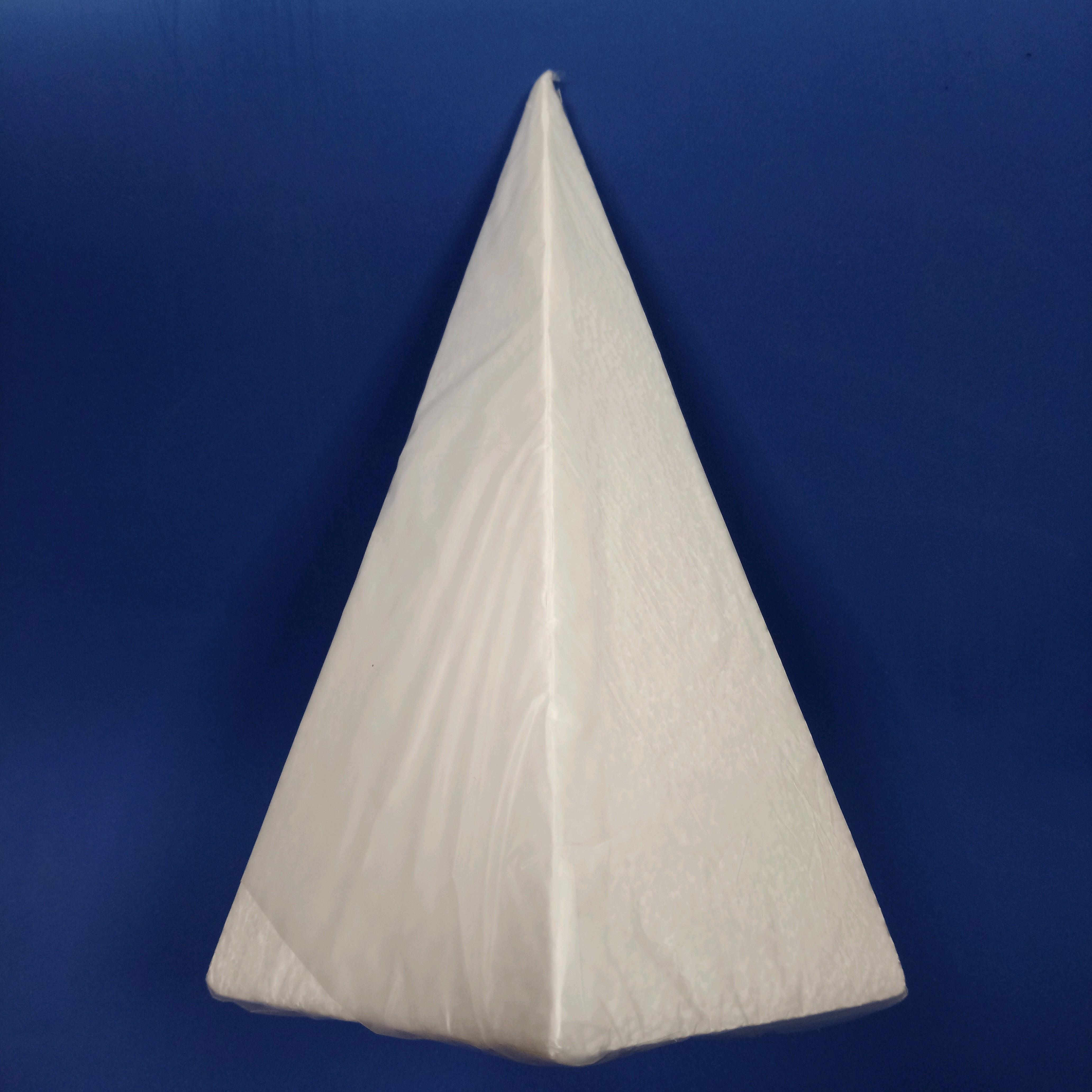 保麗龍方錐22cm~33cm