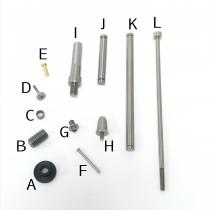 金屬模型零件