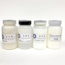 絹印用品(印花漿/固色劑/剝膜液/乳化劑)
